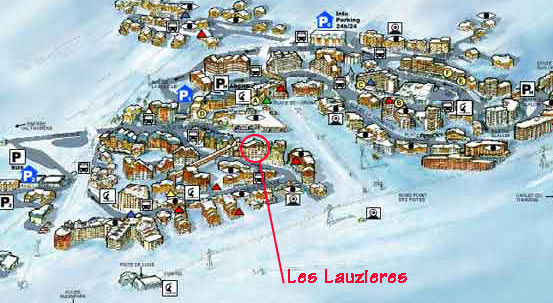 Location Val Thorens Val Thorens Location Appartement